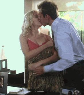 The Sexy Six: Scarlett Johansson is the best gif ever   Movie Hotties