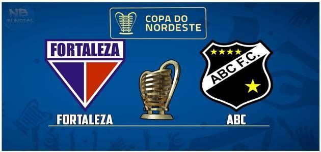 Fortaleza X Abc Ao Vivo Online Copa Do Nordeste Copa Do