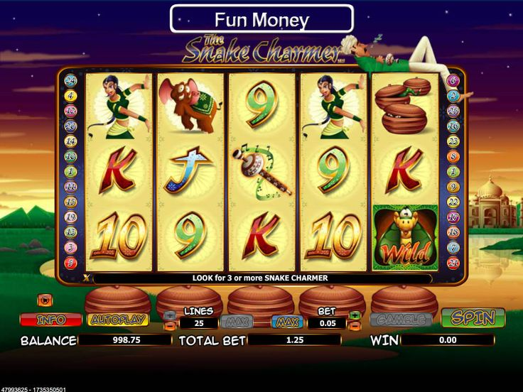 The Snake Charmer - http://freeslots77.com/the-snake-charmer/ - You might have heard a lot about Indian culture, but have you ever thought about playing a virtual slot game designed on an Indian snake charmer? Skillonnet has designed the free The Snake Charmer online slot game. The slot game will take you to the land of snakes and tigers through its quality...