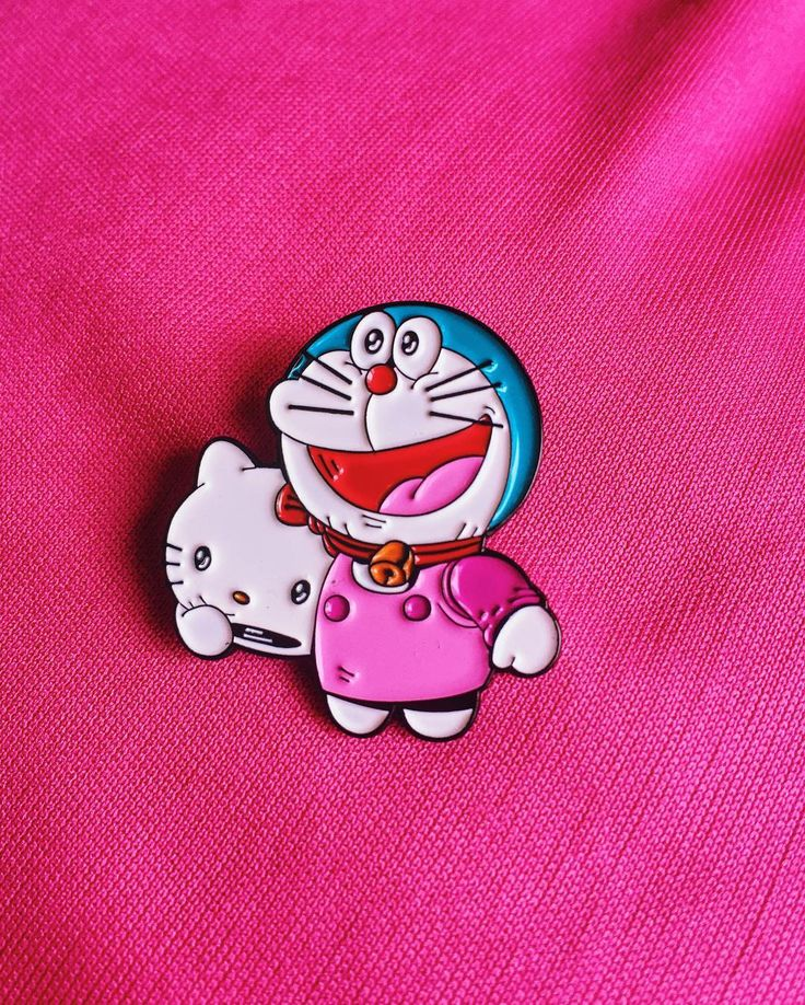 Hello Kitty unmasked enamel pin available on oddworx.bigcartel.com - along with some new stuff.   Free shipping on orders over $28 only today w code MEMFREESHIP by alexmdc