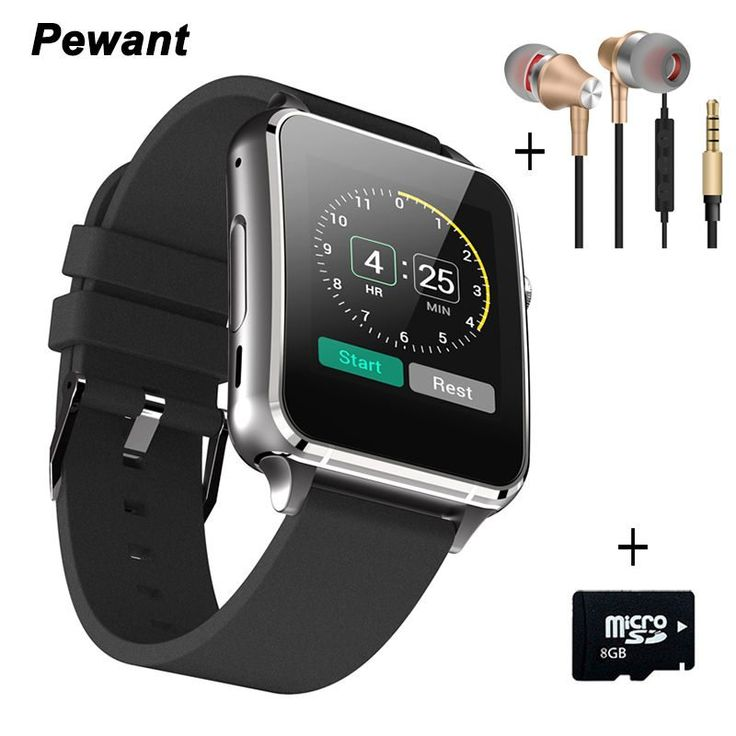 2017 Pewant New Smart Watch For Apple iPhone Android Digital Apple Watches With Heart Rate Smartwatch relogio inteligente reloj //Price: $65.67//     #shopping