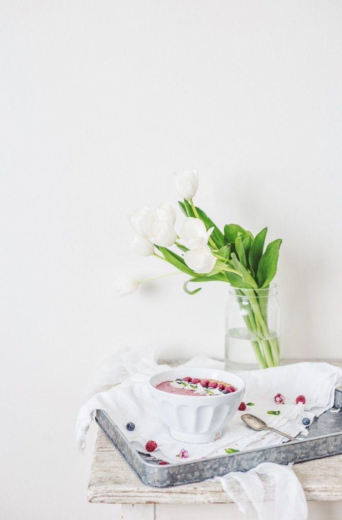Smoothie bowl/ Raňajkové smoothie misky | Lapetit