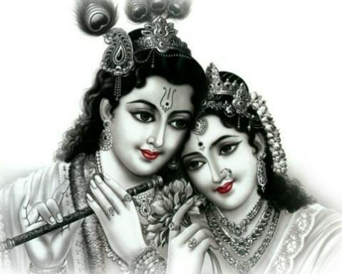 Radhe Krishna ❤️