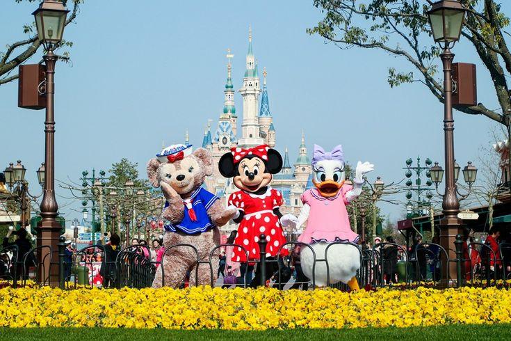 A Magical Womens Day at Shanghai Disney Resort