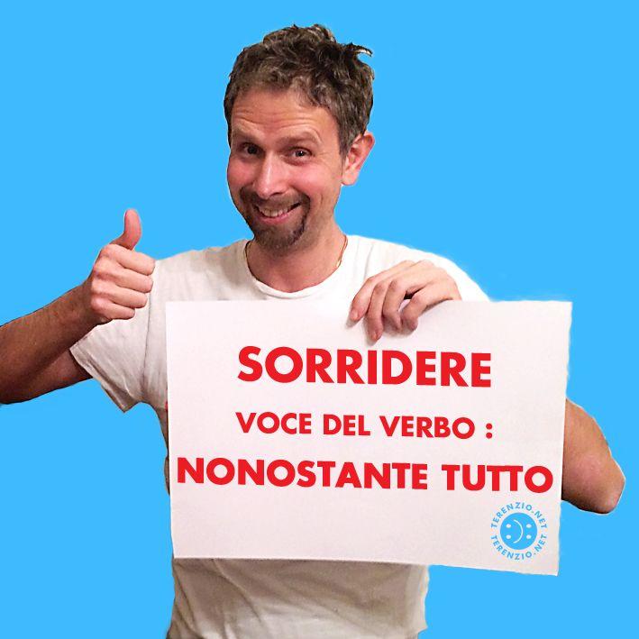 #83 #SorriderePerEssereFelici #SorridiamoNonostanteTutto www.felicementestressati.it