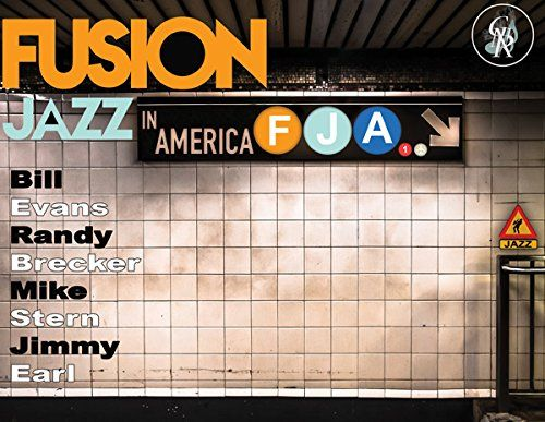 Various - Fusion Jazz in America