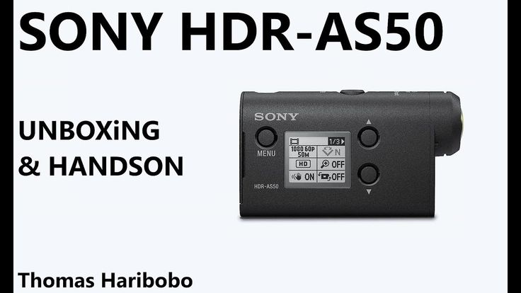 """Sony HDR-AS50 Actioncam - UNBOXiNG & HANDSON - Deutsch/German Do you search cheap action cam? You can see the buyer's guide on <a href=""""https://findthedecision.com/best-gopro-alternatives/"""">findthedecision site</a>  action cam 
