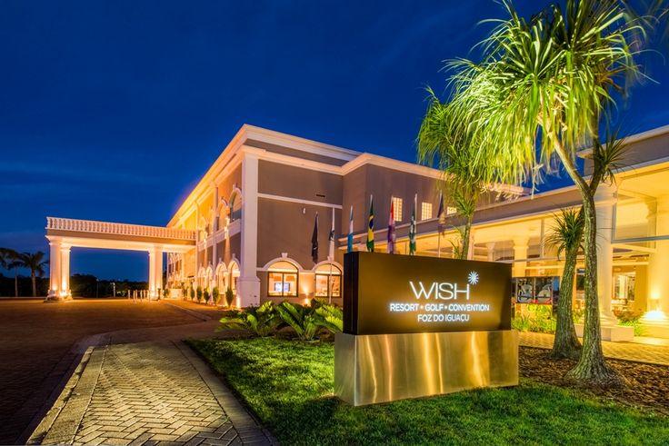 Wish Resort Foz do Iguaçu : O Silêncio dos campos de golfe aliado a Enérgica beleza das cataratas – Luxo e viagens