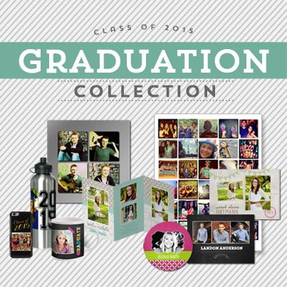 Class of 2015 Graduation Collection - announcements, invitations, photobooks, keepsakes, gift ideas and more. www.photoexpressions.ca