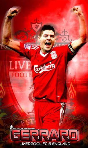 Steven Gerrard Wallpaper Download - Steven Gerrard Wallpaper 1.0