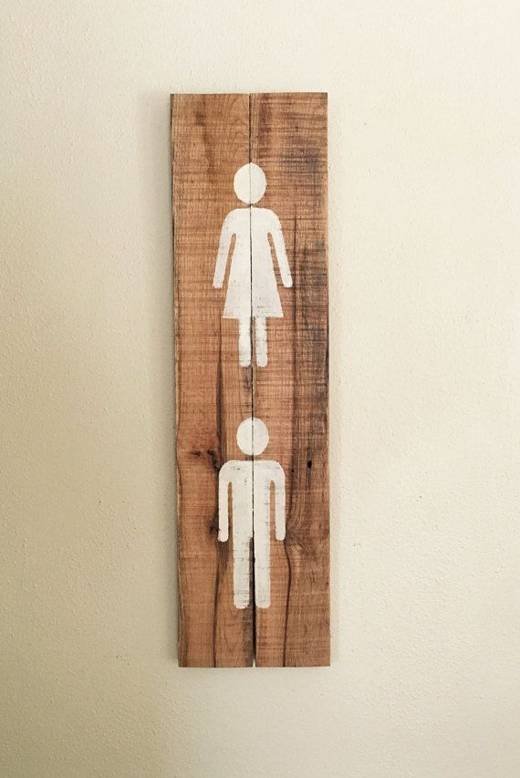 Best 25+ Restroom signs ideas on Pinterest   Toilet ...