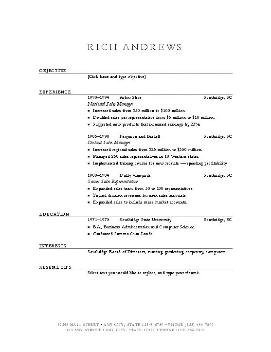 Home Design Ideas  Best Ideas About Latest Resume Format On