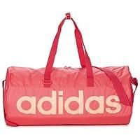Buy Adidas adidas  LINEAR PERF TEAMBAG MEDIUM women's Sports bag in Pink £21.99 from Bags range at…