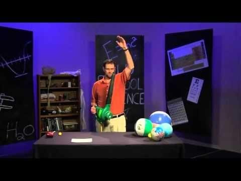 Bernoulli's Principle Demonstration: Bernoulli's Ball