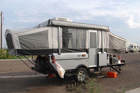 Pop up camper, a list of good small pop ups