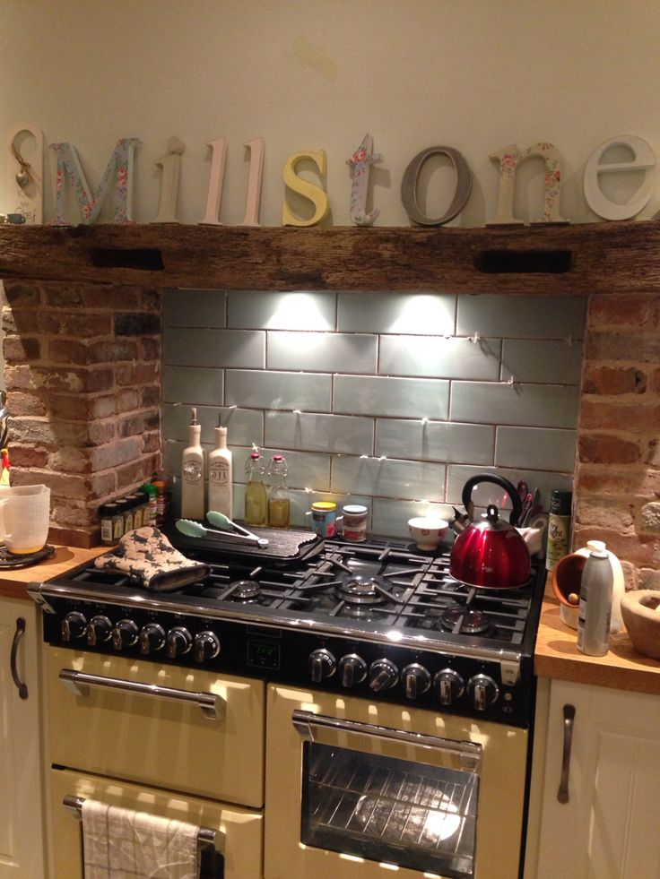 Stove Multi Fuel Range Cooker Inglenook My Home Things I