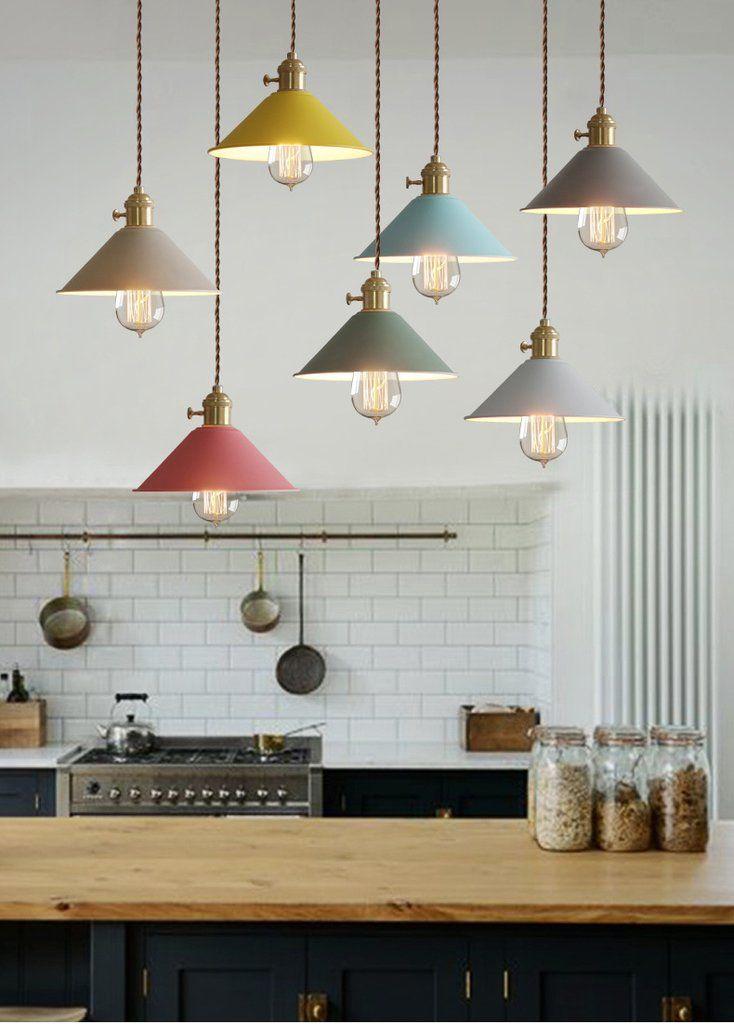 Nordic Retro Glass Chandelier Lights Suspendu Hanglamp Living Room Loft Industrial Design Bar Kitchen Lamparas Lustres Pendentes