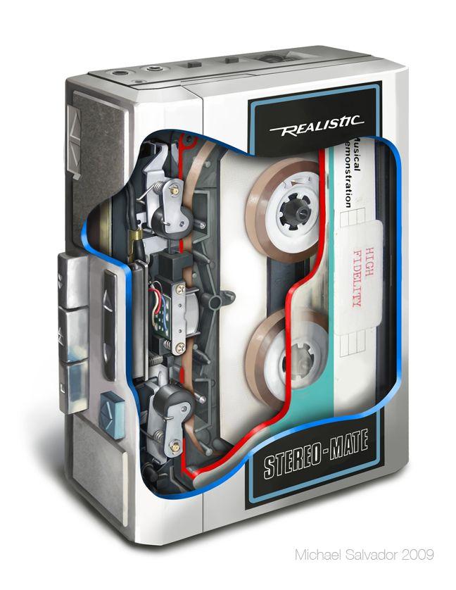 Technical Illustration Program by Michael Salvador at Coroflot.com