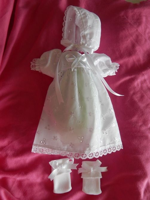 74 best Baby Burial Gowns early Infant Loss images on Pinterest ...