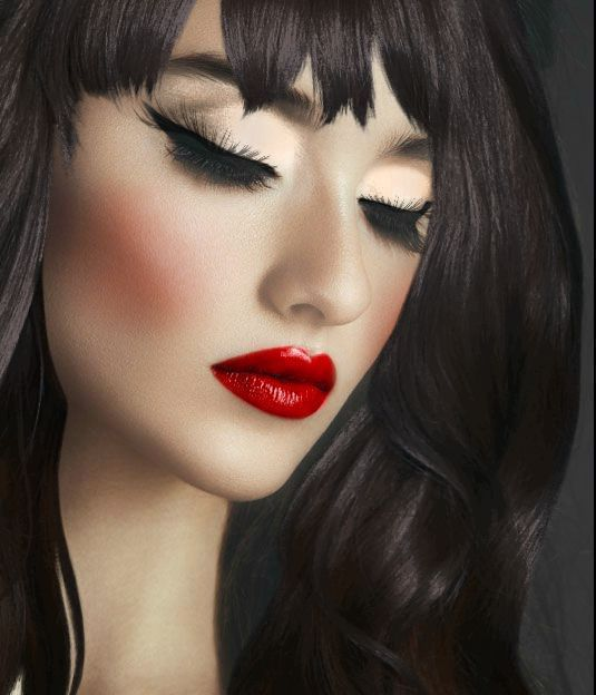 Virtual Hair Makeover: 95 Best Images About Taaz Makeovers On Pinterest