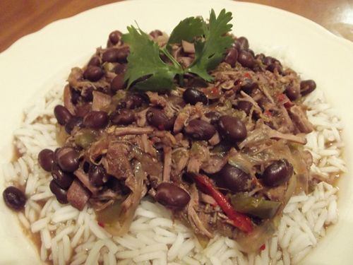 Slow cooked cuban flank steak and rice | Slow Cooker Recipes | Pinter ...