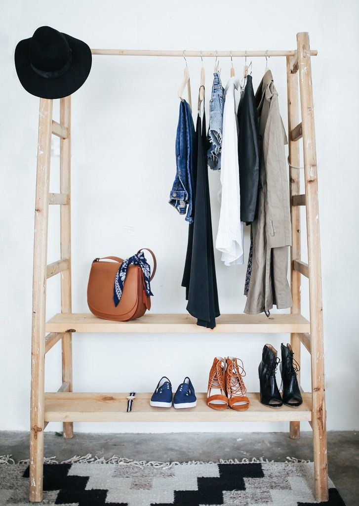 The number one rule to dressing better? Getting those wardrobe essentials down pat, see how in Step 3 of our Wardrobe Rehab series! http://apairandasparediy.com/2016/11/wardrobe-rehab-step-3-choosing-your-essentials.html