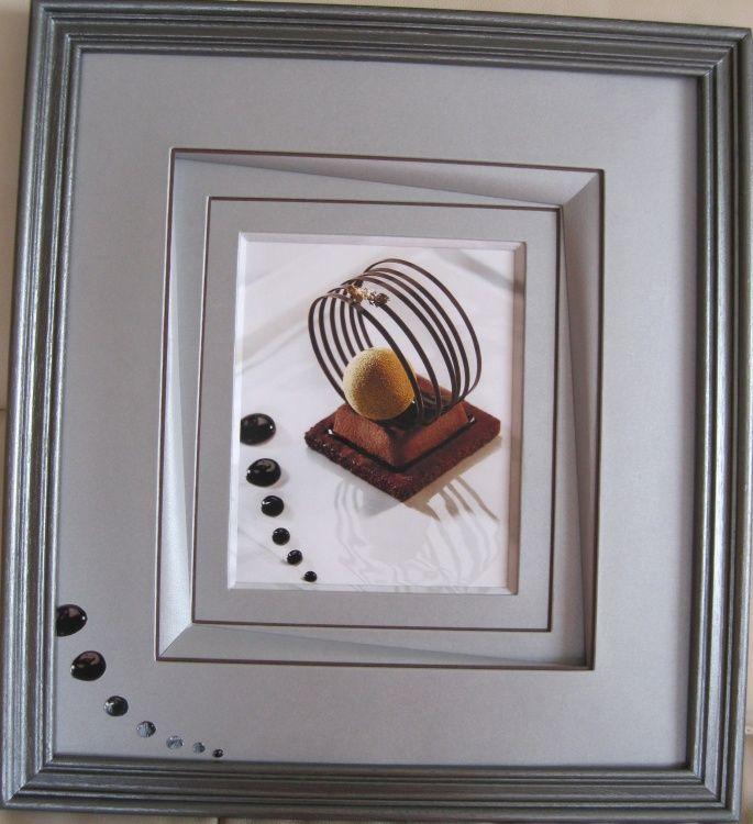 gâteau au chocolat - Installation ©2013 par Mad -            gâteau au chocolat