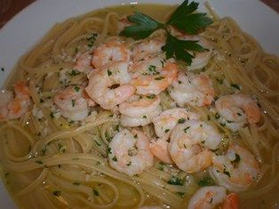 how to make scampi butter sauce