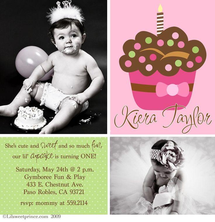 171 best Madison 1st Birthday images – Polka Dot First Birthday Invitations