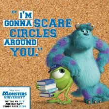 44 best monsters inc images on pinterest disney films monsters monsters university products presented by disney movies voltagebd Choice Image