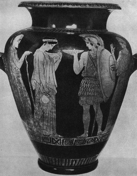 Всеобщая история искусств. Искусство Древней Греции.