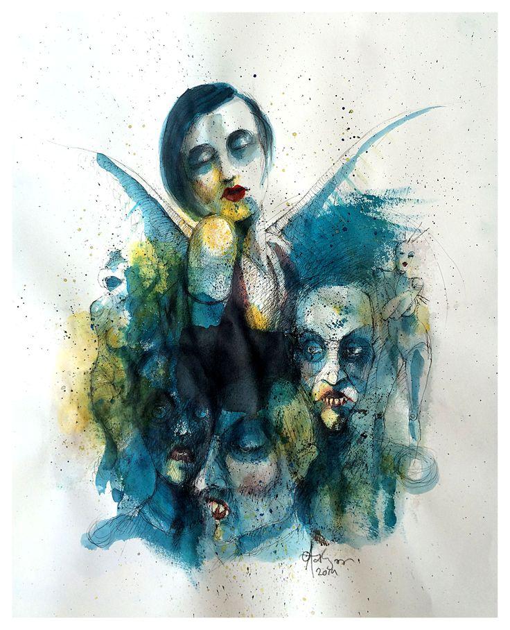 Engle og dæmoner