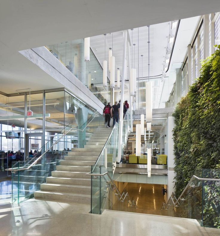 Mohawk College / Zeidler Partnership Architectschitects