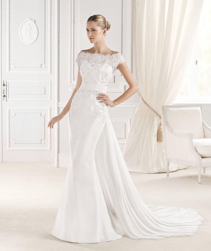 Elures la sposa barcelona 2015 abiti da sposa for Wedding dresses in louisiana