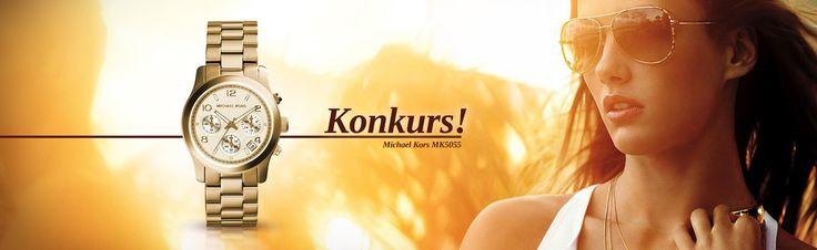 On może być Twój! Zagraj o zegarek MK5055: http://www.brawat.pl/konkurs