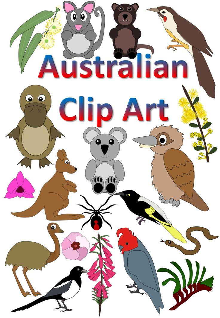 australian clipart