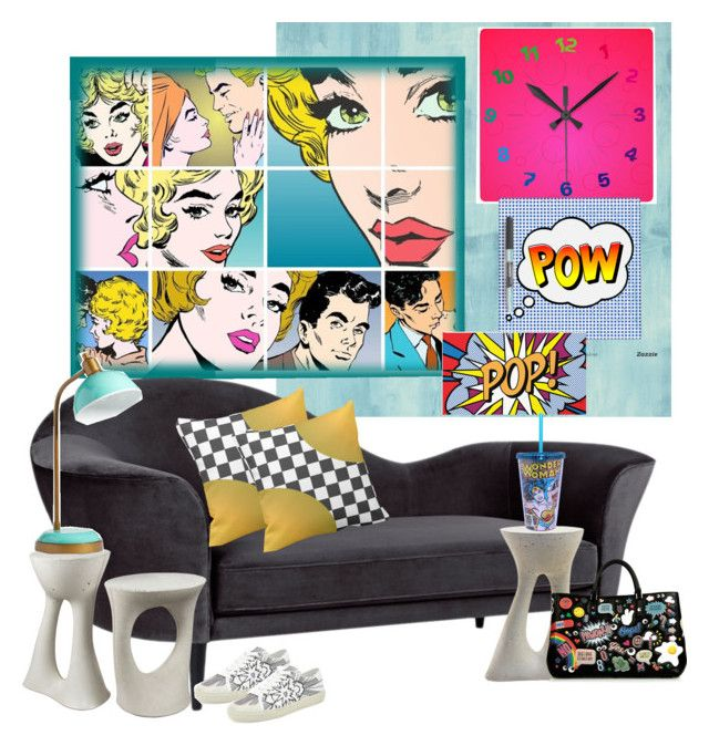 366 best Popart images on Pinterest Urban art, Canvases and Wall - einrichtung stil pop art