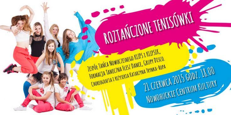 "21.06 o 18.00 zapraszamy na Koncert ""Roztańczone Tenisówki"" http://nck.krakow.pl/wydarzenia/1133-roztanczone-tenisowki?utm_content=buffer1be27&utm_medium=social&utm_source=pinterest.com&utm_campaign=buffer #encek #kulturaKRK #koncert"