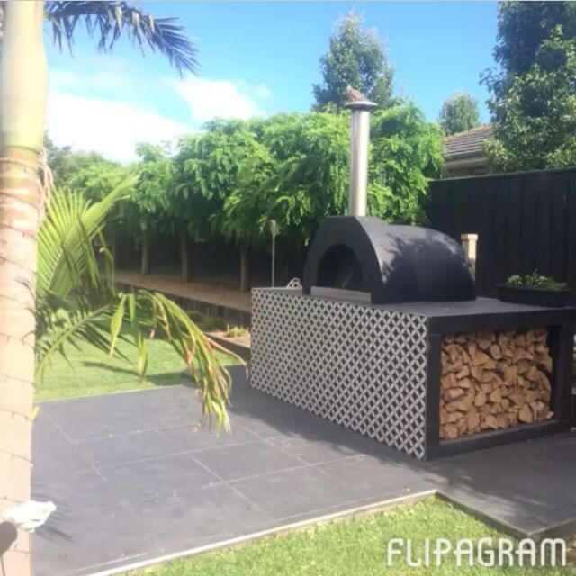 Pizza Oven Project