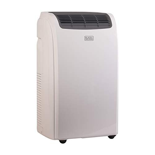 Black Decker 10000 Btu Portable Air Conditioner Unit Remote Led Display Window Vent Air Conditioner With Heater Standing Air Conditioner Camping Air Conditioner