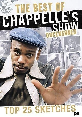 Comic genius Dave Chappelle trained his satirical eye on the vagaries of pop culture and race relations in his brilliant but short-lived Comedy Central series, CHAPPELLE'S SHOW. Though it was cancelle