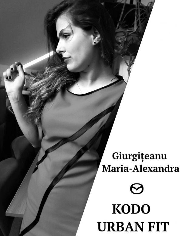 Vote me! Academia de Design Mazda - Giurgiteanu Maria - Alexandra
