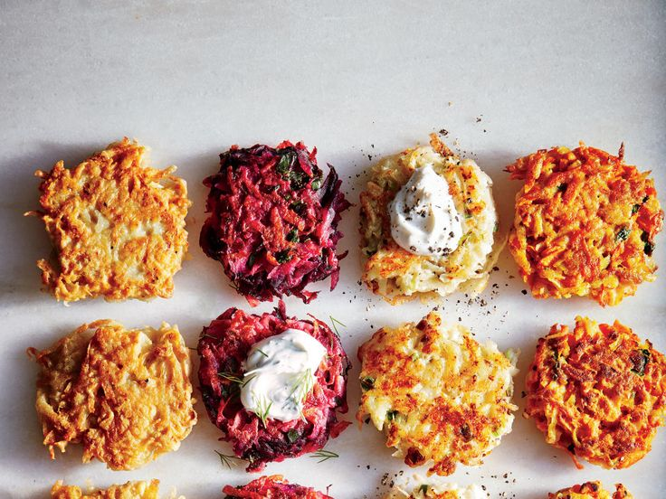 Potato Latkes | Take a look at these top-rated latke recipes when you need a potato cake side dish for your Hanukkah celebration.