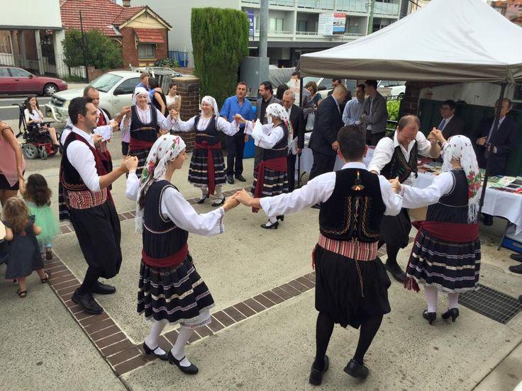 St Stephanos Feast Day performance 2015.
