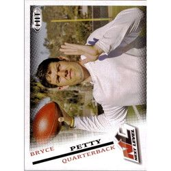 New Listing Started 2015 SAGE HIT #84 Bryce Petty NL $1.50
