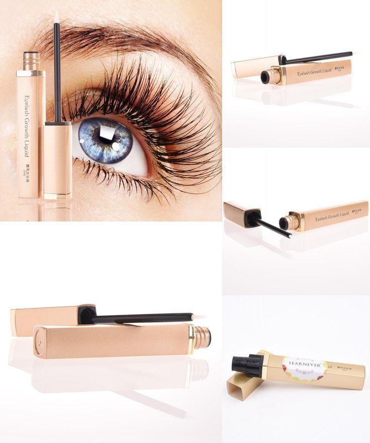 [Visit to Buy] LEARNEVER Eyelash Growth Treatments Makeup Eyelash Enhancer  Longer Thicker Eyelashes Serum Eyes Care Eye Lash  FM0086 #Advertisement