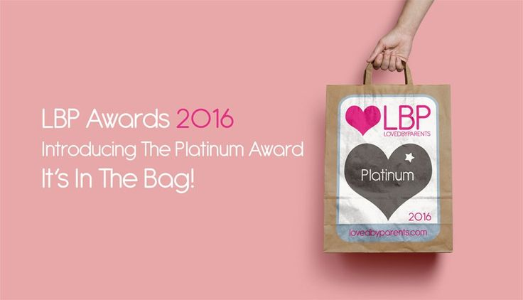 Konfidence Win Big in the Loved by Parents Awards 2016