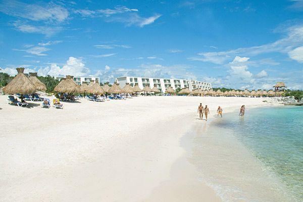 Grand Sirenis Riviera Maya beach 2