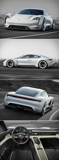 """Fotos de 2018 coches """"2018 Porsche E Mission"""" Fotos e imágenes de 2018 coches """"2018 coches"""""""