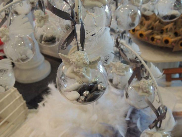 boule plexi avec ange pour drag 233 es ange mariage et boutiques